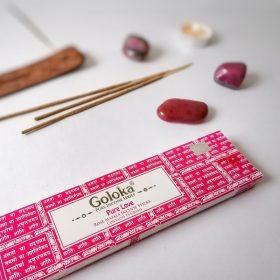 Goloka – Pure Love – bețișoare cu esențe naturale