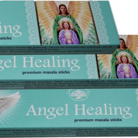 Angel Healing – bețișoare cu esențe naturale green tree
