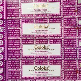 Goloka – Pure Happiness – bețișoare cu esențe naturale