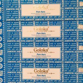 Goloka – Pure Aura – bețișoare cu esențe naturale