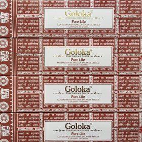Goloka Pure Life – bețișoare cu esențe naturale