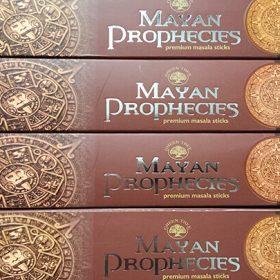 Mayan Prophecies – bețișoare cu esențe naturale green tree