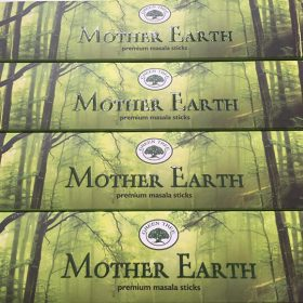 Mother Earth – bețișoare cu esențe naturale green tree