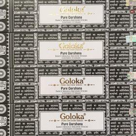 Goloka Pure Darshana – bețișoare cu esențe naturale