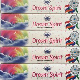Dream Spirit – bețișoare cu esențe naturale green tree