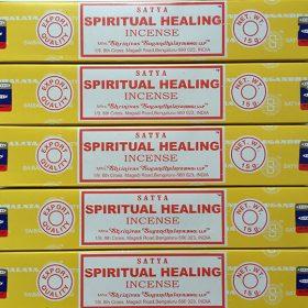 Spiritual Healing – bețișoare cu esențe naturale satya