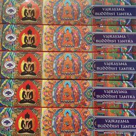 Buddhist Tantra – bețișoare cu esențe naturale green tree