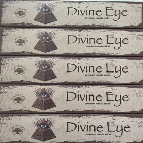 Divine Eye – bețișoare cu esențe naturale green tree