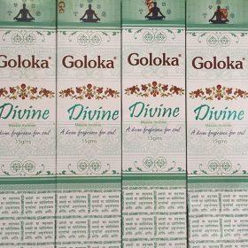Goloka Divine – bețișoare cu esențe naturale
