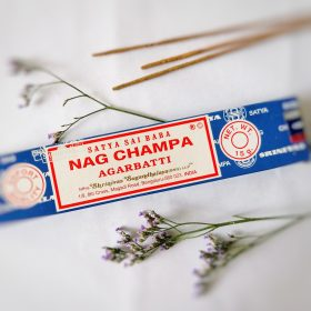 Nag Champa Agarbatti – bețișoare cu esențe naturale satya
