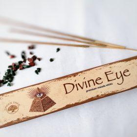 Divine Eye – bețișoare cu esențe naturale green tree