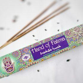 Hand of Fatima – bețișoare cu esențe naturale green tree