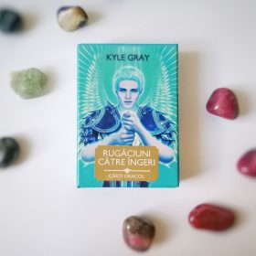 Rugăciuni către îngeri – Kyle Gray – Cărți oracol în limba română