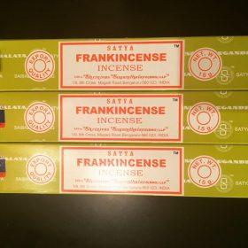 Frankincense – bețișoare parfumate naturale tămâie