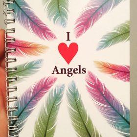 Bloc notes – I love Angels