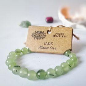 Brățară jad – Atrage iubirea