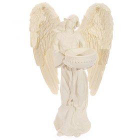 Figurină cu Înger mare – Suport de lumânare