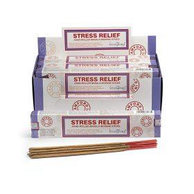 Stress Relief – bețișoare cu esențe naturale
