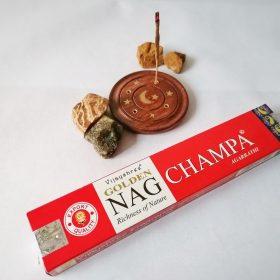 Golden Nag Champa – bețișoare cu esențe naturale