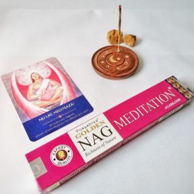 Golden Nag Meditation – bețișoare cu esențe naturale
