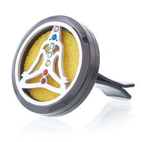 Difuzor auto aromaterapie – Yoga
