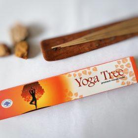Yoga Tree – bețișoare cu esențe naturale green tree