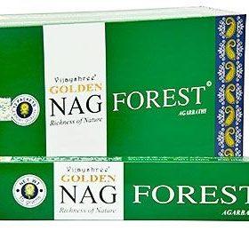 Golden Nag Forest – bețișoare cu esențe naturale