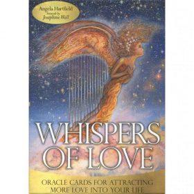 Cărți oracol în limba engleză – Whispers of Love