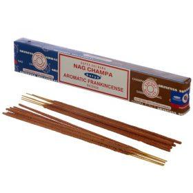 Nag Champa Aromatic Frankincense – bețișoare cu esențe naturale