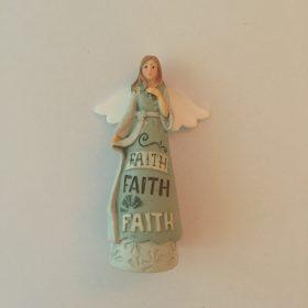Statuetă Îngerașul Încrederii în Sine